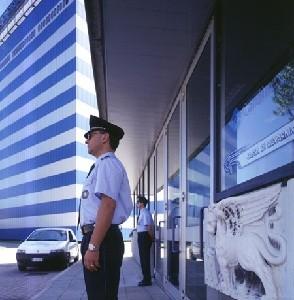Immagine del corso di guardia giurata