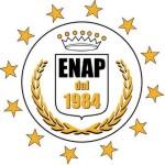 Logo della Scuola ENAP - Ente accreditato dalla Regione Campania. Castellammare di Stabia - Napoli